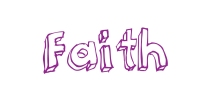 Category Label - Faith