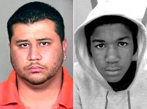 George Zimmerman & Trayvon Martin