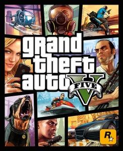 GTA V cover
