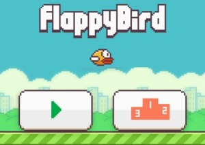 ...thankfully it's not FlappyBird. What the heck is up with that game, anyways?!