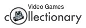 video games collectionary