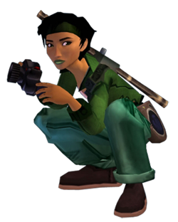 Jade - Beyond Good and Evil