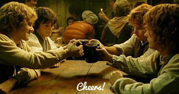 lord of the rings cheers