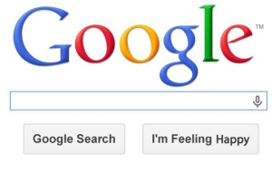 Google Feeling Happy