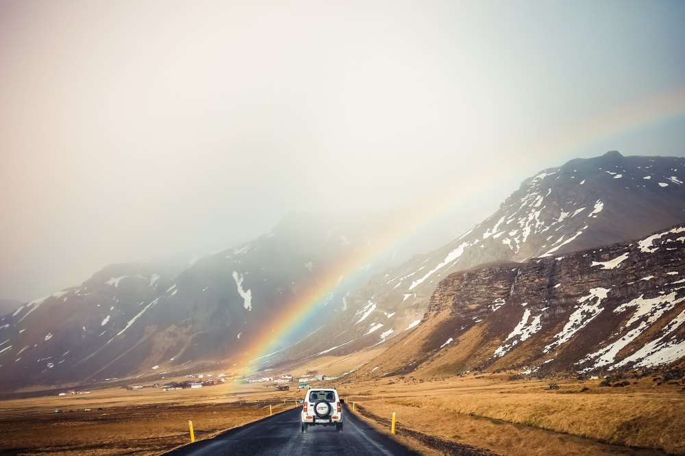 car and rainbow - calvin-chou-189026-unsplash