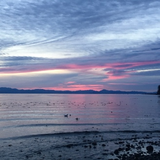 sooke sunset 2